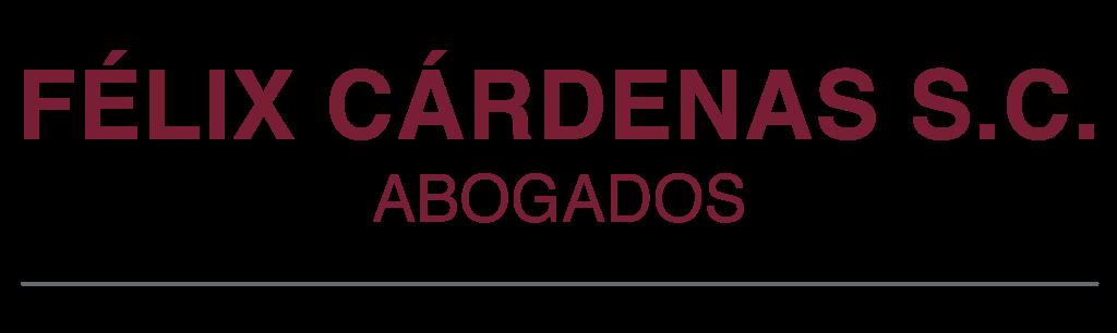 Bienvenidos a Félix Cárdenas SC
