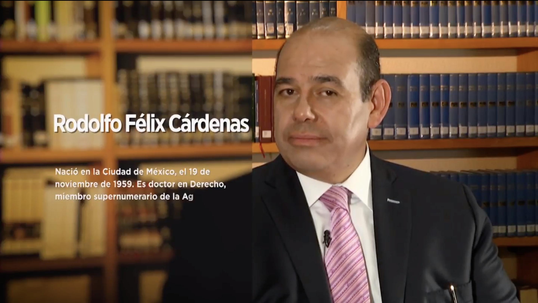 Rodolfo Félix Cárdenas en Reencuentro con México