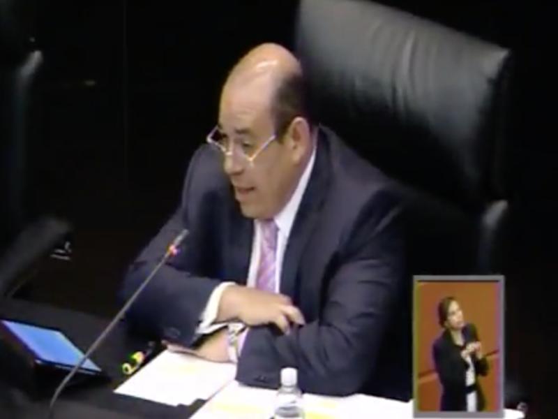 """Dr. Rodolfo Félix Cárdenas / Foro """"Reformar el Sistema de Justicia Penal en México para mejorar"""""""