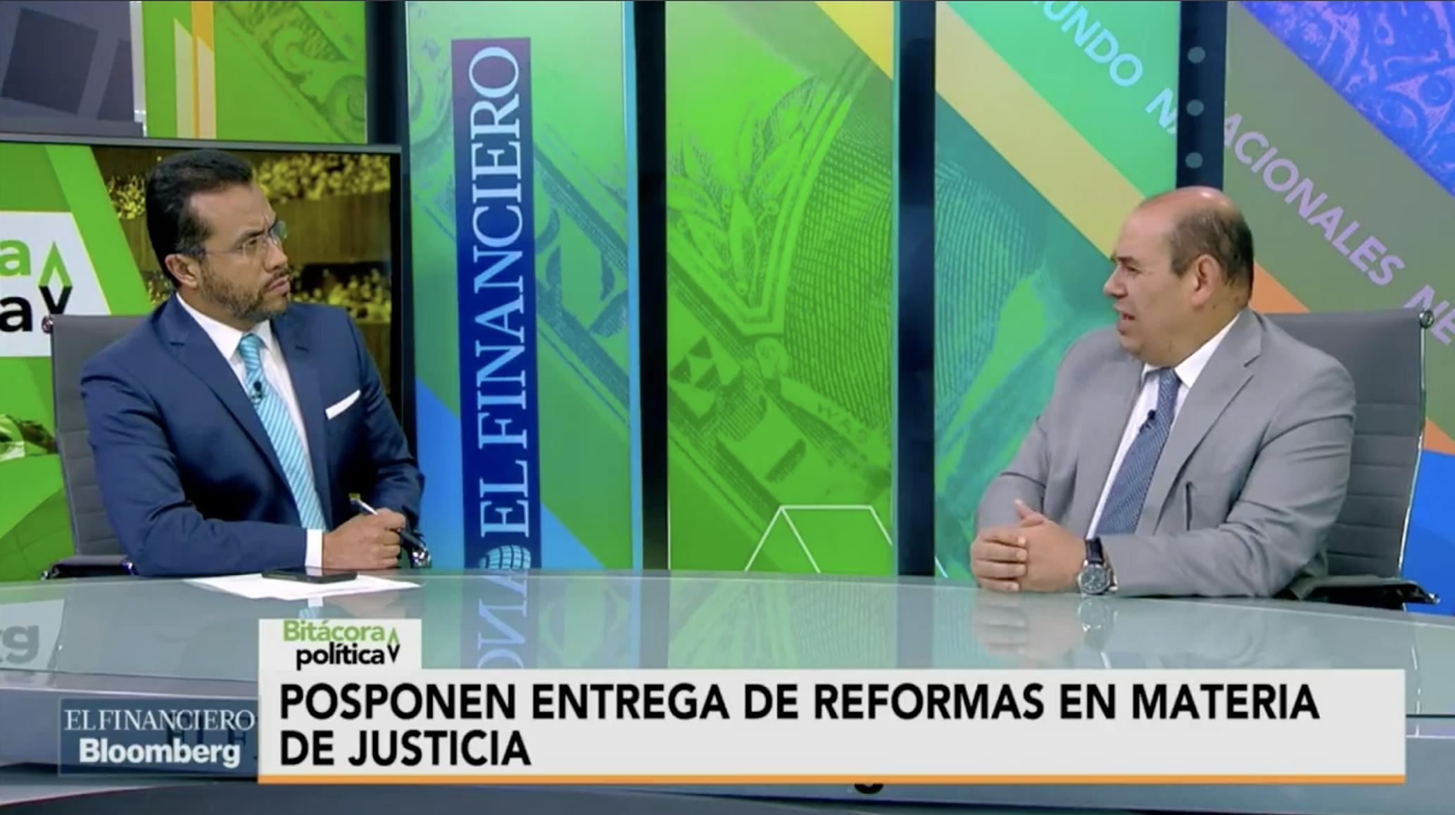 """Participación del Mtro. Rodolfo Félix Cárdenas en las """"XX Jornadas del Instituto de Investigaciones Jurídicas de la UNAM"""""""